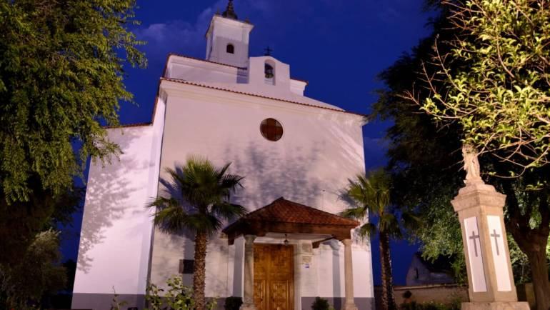 La Ermita y su Virgen